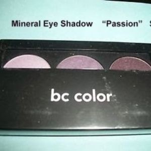 Passion BeautiControl Mineral Shadow Trio